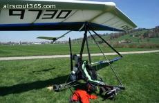 120 kg Magic Elektro Drachen Trike