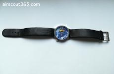 Akteo Armbanduhr Design Parachuter-Skydiver, gut+sehr selten