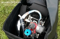FTR Moskito Light EOS 150 - Factory 2020