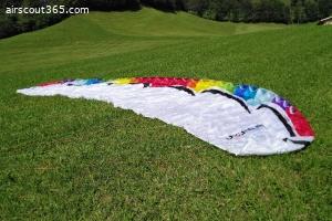 Leichter Schirm für Hike & Fly /  U-TURN Eternity