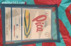 new Icaro Pica L size  (95-125 kg)
