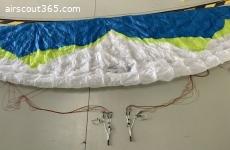 Paraglider Ozone Ultralite 4 23