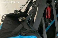 Sky Reverse 4 L Reversible Harness Hike & Fly