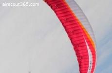Verkaufe Skywalk Chili 2 M red