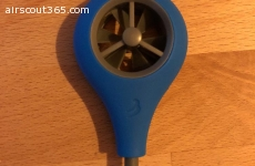 Windmesser - Weather Flow Wind Meter