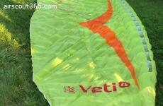 Yeti4 - Toller Hike&Fly-Schirm